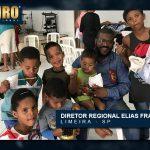 AÇÃO SOCIAL – CIDADE DE LIMEIRA – SP / DIRETOR: ELIAS FRANCYS