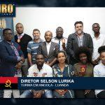 25/09/18 – 2ª TURMA EM ANGOLA – LUANDA / DIRETOR: SELSON LURIKA