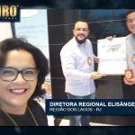 25/09/18 – DIPLOMAÇÃO – RIO DE JANEIRO – RJ / DIRETORA: ELISÂNGELA DIAS