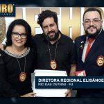 11/10/18 – DIPLOMAÇÃO SÃO PAULO / DIRETORA: ELISÂNGELA DIAS