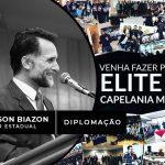 30/11/18 – DIPLOMAÇÃO JETHRO INTERNATIONAL / DIRETOR: EMERSON BIAZON
