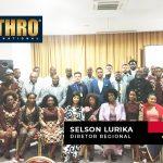 3ª TURMA EM LUANDA•ANGOLA•AFRICA – LUANDA / DIRETOR: SELSON LURIKA